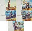 【中古】ポストカード(キャラクター) 集合(第3弾ver.) ポストカードセット(5枚組) 「ファイナルファンタジーXV×SQUARE ENIX CAFE 第5弾」