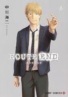 【中古】B6コミックROUTEEND(6)/中川海二