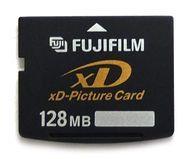 【中古】家電サプライ xDピクチャーカード 128MB (箱説無し/メーカー不詳品)