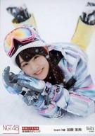 【中古】生写真(AKB48・SKE48)/アイドル/NGT48 00514 : 加藤美南/「2017.FEB.A」「新潟県内ゲレンデ」ロケ生写真ランダム【タイムセール】