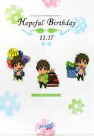 コレクション, その他 2524!P26.5 Hopeful Birthday A4 Free!-Dive to the Future-
