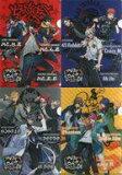 【中古】クリアファイル 全4種セット A4クリアファイル 「ヒプノシスマイク-Division Rap Battle-×ファミリーマート」 対象商品購入特典