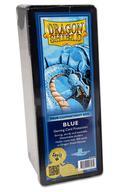 【エントリーでポイント10倍!(7月11日01:59まで!)】【新品】ボードゲーム ドラゴンシールド コンパートメントボックス ブルー画像