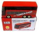 ミニカー 1/156 三菱ふそう エアロキング 2階建てバス(レッド) 「トミカ」 トミカショップ限定