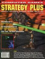 【中古】ゲーム雑誌 COMPUTER GAMES STRATEGY PLUS No.57 August 1995