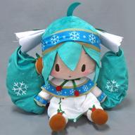 ぬいぐるみ・人形, ぬいぐるみ 2524!P26.5 (SNOW MIKU 2015) 01