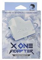 【25日24時間限定!エントリーでP最大26.5倍】【新品】Xbox Oneハード X ONE ADAPTER ホワイト (Xbox Oneコントローラー用)