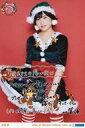 【中古】生写真(ハロプロ)/アイドル/モーニング娘。'18 モーニング娘。'18/加賀楓/膝上・背景赤・印刷メッセージ入り/「モーニング娘。'18 FCイベント 〜プレモニ。クリスマス会〜」ソロA5ワイドサイズ生写真