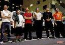 【中古】生写真(男性)/俳優 集合(6人)/横型・全身・右向き・横並び・見上げ・屋外/映画「ランディーズ」生写真