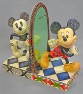【中古】フィギュア 80 Year's of Laughter -ミッキーマウス生誕80周年記念- 「ディズニー」 ディズニー・トラディションズ スタチュー【タイムセール】
