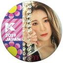 【中古】バッジ・ピンズ(女性) イ・チェヨン(IZ*ONE) 缶バッジA 「KCON 2019 JAPAN POP UP STORE」