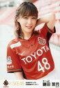 【中古】生写真(AKB48・SKE48)/アイドル/SKE48 鎌田菜月/上半身・衣装赤・ユニフォーム・左手上げ/名古屋グランパス×SKE48 ランダム生写真