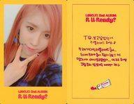 トレーディングカード・テレカ, トレーディングカード ()CDR U Ready? LOVELYZ(JIN)Ver.CDR U Ready?