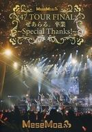 邦楽, その他 DVD MeseMoa. 47 TOUR FINAL Special Thanks!
