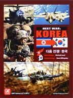 【エントリーでポイント10倍!(9月26日01:59まで!)】【中古】ボードゲーム [ランクB/ユニット切り離し済/日本語訳無し] ネクスト・ウォー: 韓国 (Next War: Korea)