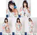 【中古】生写真(AKB48・SKE48)/アイドル/AKB48 ◇横山結衣/AKB48 チーム8 2019年8月度 net shop限定個別生写真 vol.1 5種コンプリートセット【タイムセール】