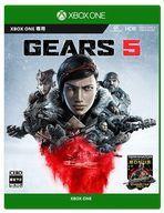 【中古】Xbox Oneソフト Gears 5 [通常版](18歳以上対象)