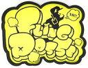 【中古】小物(キャラクター) シブヤ・ディビジョン/FlingPosse ラバートレー 「ヒプノシスマイク -Division Rap Battle- ショップ in 池袋P'PARCO」