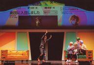 【中古】生写真(男性)/俳優 集合(5人)/ライブフォト・横型・全身・衣装黒・白・ピンク・青・本田右向き・両手上げ・・キャラクターショット/「MANKAI STAGE『A3!』Film Collection 2019 in Kobe」ランダムブロマイド S&S2018ステージショット