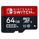 【新品】ニンテンドースイッチハード microSDカード 64GB for Nintendo SWITCH