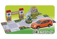 【中古】食玩 おもちゃ 3.フラワーパーク 「ポケットトミカ ポケットトミカで遊ぼう!ジオラマタウン」