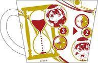 【新品】マグカップ・湯のみ(キャラクター) ミニキャラ お椀で食べるラーメン専用 メモリ付きマグ 「ぼくたちは勉強ができない」【タイムセール】