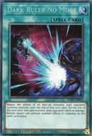 【エントリーでポイント10倍!(9月11日01:59まで!)】【中古】遊戯王/英語版/シク/2019 Gold Sarcophagus Tin Promotional Prismatic Secret Rare variant cards TN19-EN014 [シク] : Dark Ruler No More/冥王結界波画像