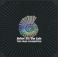 【中古】邦楽CD THE ORAL CIGARETTES / Before It's Too Late[通常盤]