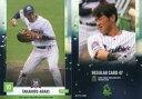 【中古】スポーツ/レギュラーカード/東京ヤクルトスワローズ 2019 トレーディングカード REGULAR CARD 47 [レギュラーカード] : 荒木貴裕