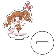 【中古】小物(キャラクター) 夢野歌 「おねがいマイメロディ フォトきゃらコレクション 01」画像