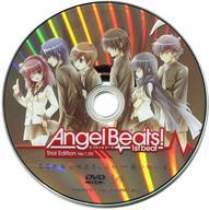 【中古】WindowsVista/7/8 DVDソフト Angel Beats! -1st beat- Trial Edition Ver.1.00画像