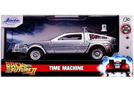 【エントリーでポイント10倍!(6月11日01:59まで!)】【新品】ミニカー 1/24 BACK TO THE FUTURE TIME MACHINE 「バック・トゥ・ザ・フューチャー PART2」 [JAM31468]