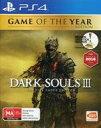 【中古】PS4ソフト EU版 DARK SOULS III[GAME OF THE YEAR EDITION](18歳以上対象・国内版本体動作可)
