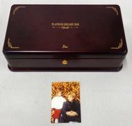 【エントリーでポイント10倍!(9月26日01:59まで!)】【中古】雑貨 [動作不良品/破損品] Gackt Platinum Melody Box(BOX型-B/オルゴール) 「オフィシャルファンクラブ Dears」 会員限定画像