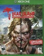 【中古】Xbox Oneソフト 北米版 DEAD ISLAND [DEFINIVE COLLECTION] (18歳以上対象・国内版本体動作可)