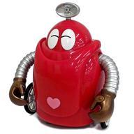 【中古】おもちゃ ディスクで動く がんばれ!!ロボコン ウインクVer. 「がんばれ!!ロボコン」画像