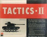 【エントリーでポイント10倍!(9月26日01:59まで!)】【中古】ボードゲーム [破損品/ユニット切り離し済] タクテクスII (Tactics II) [日本語訳付き]画像