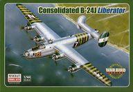 【中古】プラモデル 1/144 Consolidated B-24J Liberator 「WAR BIRD SERIES」 [14402]