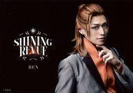 トレーディングカード・テレカ, トレーディングカード () (REN) from SHINING REVUE