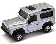 【中古】WindowsMe/2000/XP/Vista/7/10/MacOSX ハード AUTO DRIVE 16GB USB MEMORY(Land Rover Defender-Silver-)画像