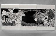 コレクション, その他  10 AKIRA ART OF WALL MINIATURE FIGURE AKIRA ART OF WALL Katsuhiro Otomo Kosuke Kawamura AKIRA ART EXHIBITION