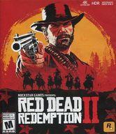 【中古】Xbox Oneソフト 北米版 RED DEAD REDEMPTION II(18歳以上対象・国内版本体動作可)
