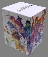 【中古】雑貨 集合 原作描き下ろしイラスト使用全巻収納BOX 「Blu-ray/DVD GRANBLUE FANTASY The Animation Season 2 -グランブルーファンタジー ジ・アニメーション-」 店舗共通全巻購入特典画像