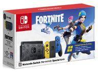 【中古】ニンテンドースイッチハード Nintendo Switch本体 フォートナイトSpecialセット