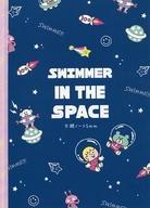 【新品】ノート・メモ帳 SWIMMER-スイマー- 方眼ノート5mm【タイムセール】