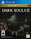 【中古】PS4ソフト 北米版 DARK SOULS III [DAY ONE EDITION] (18歳以上対象・国内版本体動作可)
