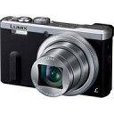 【中古】カメラ パナソニック デジタルカメラ LUMIX 1810万画素 (シルバー) [DMC-TZ60-S] (状態:箱・説明書欠品/本体状態難)