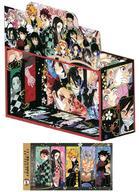 【中古】雑貨 集合 ジャンプコミックス全巻収納BOX 特製しおり5枚付き 「鬼滅の刃」