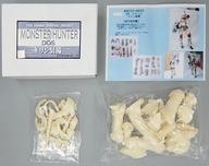 中古 フィギュアキリン装備「モンスターハンター」ガレージキットワンダーフェスティバル2006夏