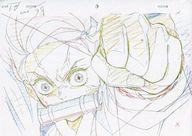 中古 アニメムック鬼滅の刃Blu-ray/DVD8巻ufotable購入特典複製原画竈門禰豆子 中古 afb